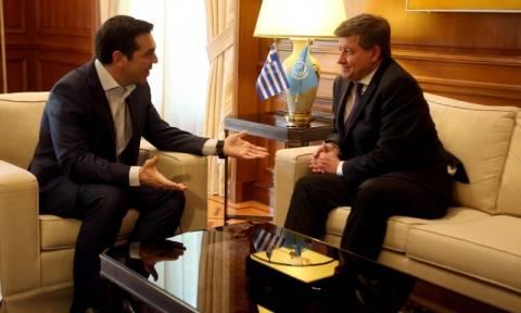 Συνάντηση Τσίπρα - Ράιντερ: Πιθανό ένα καλό αποτέλεσμα στις διαπραγματεύσεις