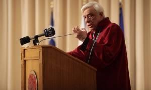 Παυλόπουλος: Ως Έλληνες μένουμε στην Ευρώπη με μεγάλες θυσίες