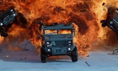 Πόσο έχουν κοστίσει οι καταστροφές στα επεισόδια των Fast & Furious;