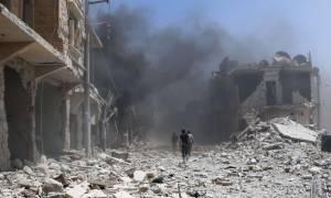 Συρία: Αεροπορική επιδρομή με χημικά σε νοσοκομείο στη Χαμά