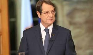 Κυπριάκο: Αναστασιάδης καλεί τον Ακιντζί να αλλάξει στάση