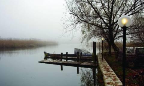Ιωάννινα: Κοίταξαν τη λίμνη και έμειναν άφωνοι… (video)