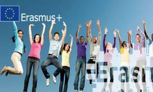 «Ξεπαγώνει» το Erasmus+ Youth: 4,5 εκατ. ευρώ για το 2017