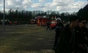 Έκρηξη σε προάστιο του Παρισιού με πολλούς τραυματίες (photos-videos)