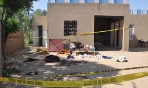 Σατανική παγίδα θανάτου στο Πακιστάν: Τους κάλεσαν στο τέμενος και αφού τους βασάνισαν τους έσφαξαν