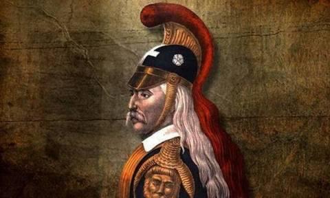 Σαν σήμερα το 1770 γεννήθηκε ο Θεόδωρος Κολοκοτρώνης, ο «Γέρος του Μωριά»