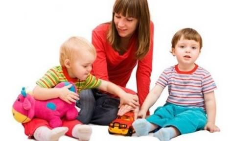Μη χάνετε ευκαιρία για παιχνίδι με τα παιδιά σας!