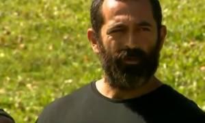 Survivor: Η... εξομολόγηση του Μπο για την επίθεση που δέχτηκε από τον αρουραίο (video)