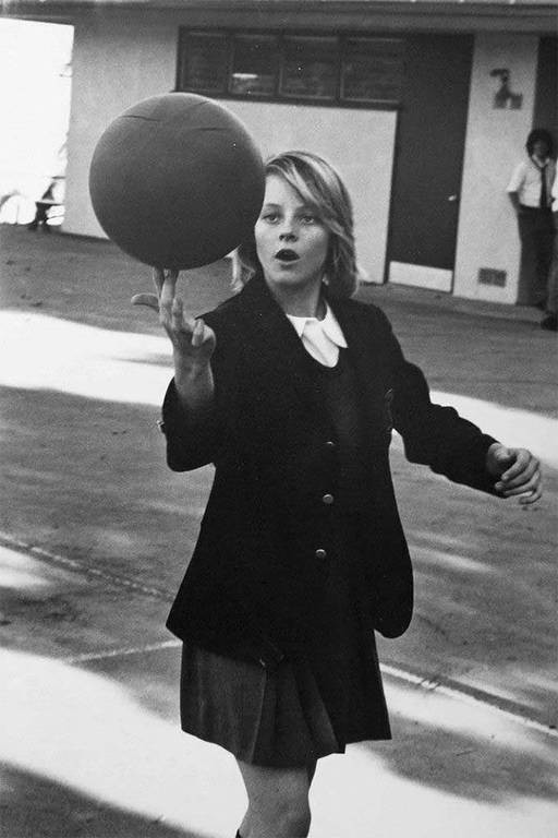 Jodie Foster σε ηλικία 14 ετών