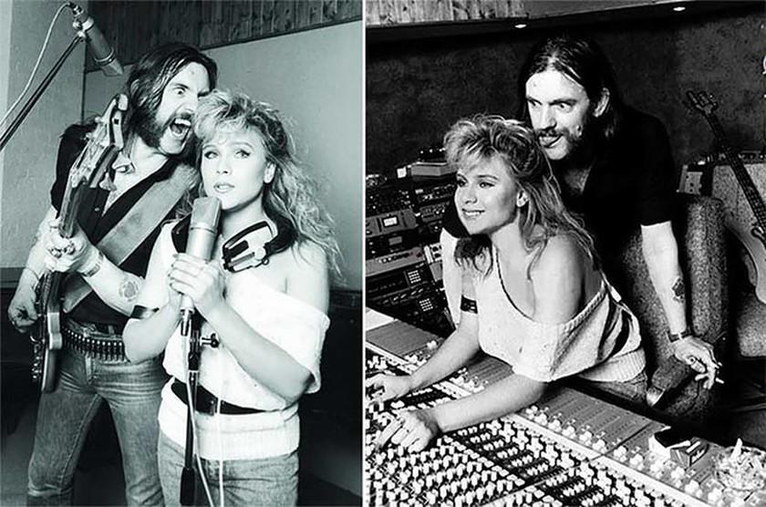 Ο Lemmy των Motorhead και η Samantha Fox