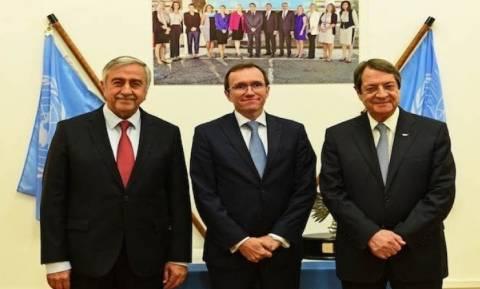 Участники переговоров по кипрскому урегулированию снова не договорились