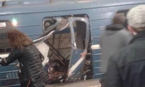 Έκρηξη στο μετρό της Αγίας Πετρούπολης - Δείτε LIVE εικόνα