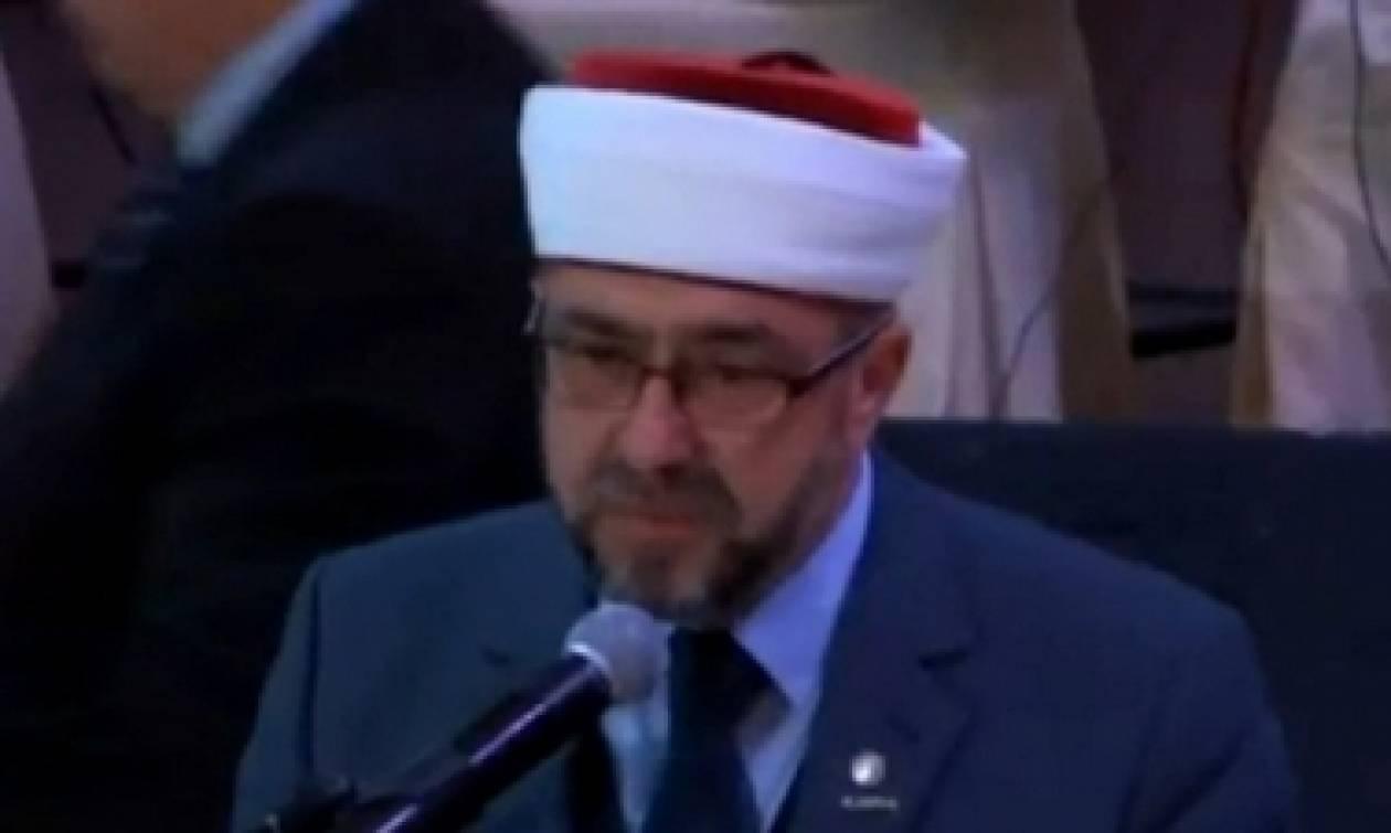Ιμάμης Ξάνθης: Γιατί ξεσηκώνει...τους Μουσουλμάνους της περιοχής;