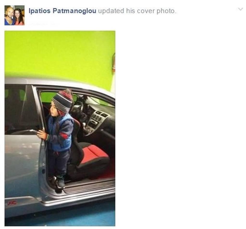3c68574777 Τροχαίο Πόρσε  Ραγίζει καρδιές ο πατέρας - Η φωτογραφία που ανέβασε στο  Facebook με το