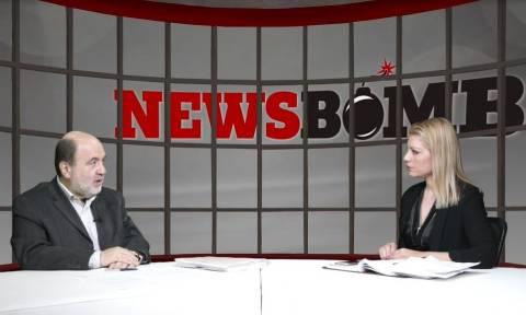Ο Τρύφων Αλεξιάδης στο Newsbomb.gr:«Όσο ήμουν στο Υπουργείο συγκρούστηκα με τα συμφέροντα!»