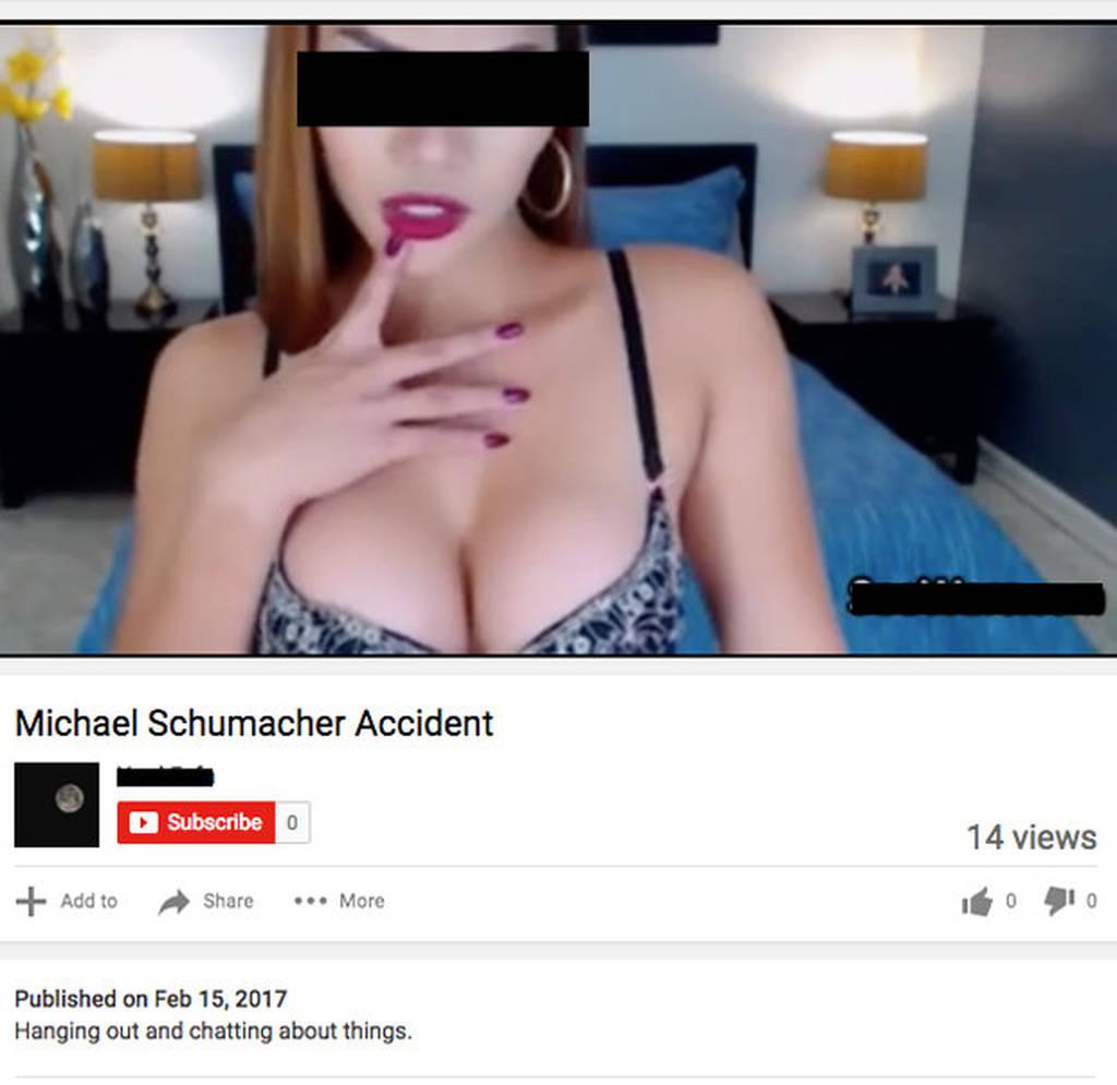 Σάλος στο διαδίκτυο με τις sex tapes του Μίκαελ ενώ αυτός χαροπαλεύει (ακατάλληλες εικόνες)