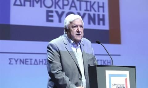 Δημοκρατική Ευθύνη: Αυτό είναι το νέο κόμμα του Αλέκου Παπαδόπουλου