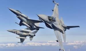 Άγριο κυνηγητό στο Αιγαίο: Εικονική αερομαχία και δεκάδες παραβιάσεις