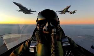 Συναγερμός: Μαχητικά αεροσκάφη πάνω από την Ακρόπολη!