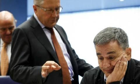 Μίνι Eurogroup με την ιεραρχία των Θεσμών απόψε