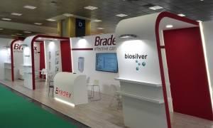 Η Bradex συμμετείχε στο Hellas Pharm 2017