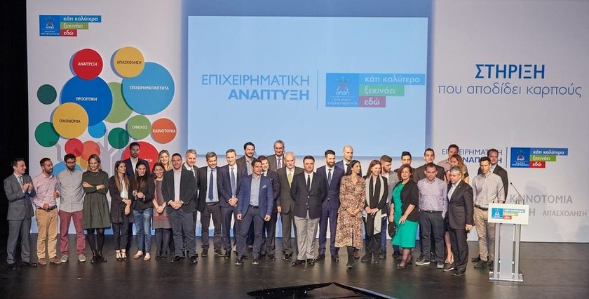 ΟΠΑΠ: «Επιχειρηματική Ανάπτυξη»: Οι 20 αναπτυσσόμενες μικρομεσαίες επιχειρήσεις που συμμετέχουν