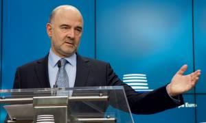 Έκκληση και δραματική προειδοποίηση Μοσκοβισί για την αξιολόγηση - «Καρφιά» σε Ντάισελμπλουμ