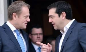 Στην Αθήνα ο Τουσκ – Συνάντηση με τον Αλέξη Τσίπρα