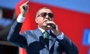 Αμετανόητος ο Ερντογάν: Θα συνεχίσω να μιλάω για κατάλοιπα ναζισμού και φασίστες