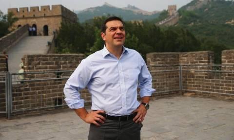 Στο Πεκίνο το Μάιο ο Αλέξης Τσίπρας