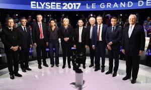 Γαλλία – Προεδρικές Εκλογές: Ο αριστερός Μελανσόν κέρδισε τις εντυπώσεις στο ντιμπέιτ