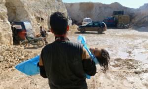 Η Ρωσία ξεκαθαρίζει τι συνέβη με την πολύνεκρη χημική επίθεση στη Συρία
