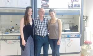 Φωτεινή Παπαλεωνιδοπούλου: H μοναδική Ελληνίδα φοιτήτρια με υποτροφία στο Watson School των ΗΠΑ