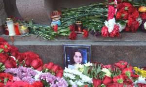 Представители дипмиссии Кипра возложили цветы у метро в Санкт-Петербурге