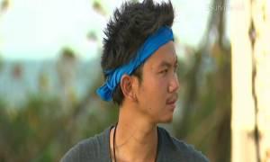 Survivor: Η επική στιγμή που ο Τσανγκ καταλαβαίνει ότι δεν μπορεί να ψηφίσει την Ελισάβετ! (vid)
