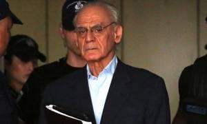 Εμπλοκή στην αποφυλάκιση του Άκη Τσοχατζόπουλου: Δεν έχει τα χρήματα της εγγύησης