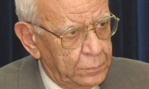 Πέθανε ο Νικόλαος Γιατράκος - Είχε διατελέσει δήμαρχος της Αθήνας