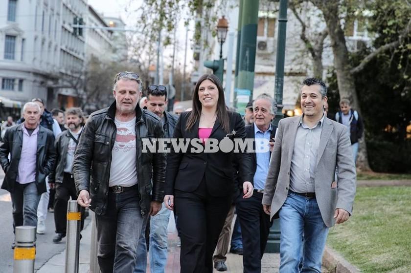 Κωνσταντοπούλου: Ατύχησαν όσοι ήθελαν να σιγήσει η Επιτροπή Αλήθειας Δημοσίου Χρέους