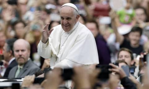 Έφηβος θαυμαστής του ΙΚ ομολόγησε πως σχεδίαζε να δολοφονήσει τον Πάπα Φραγκίσκο