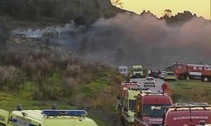 Πορτογαλία: Έξι νεκροί και δύο αγνοούμενοι από εκρήξεις σε εργοστάσιο πυροτεχνημάτων (vid)
