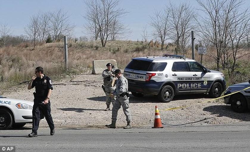 Συναγερμός στις ΗΠΑ: Έπεσε μαχητικό F-16 στην Ουάσινγκτον (pics+vid)