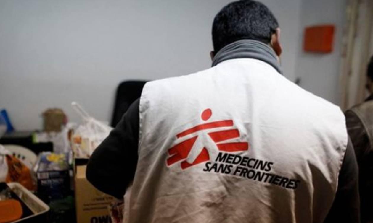 Οι Γιατροί Χωρίς Σύνορα επιβεβαιώνουν τις εικόνες φρίκης μετά τη νέα επίθεση με χημικά στη Συρία