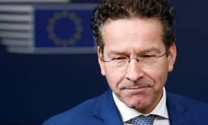 Νταίσελμπλουμ: Συνεχίζονται οι διαβουλεύσεις με την ελληνική πλευρά
