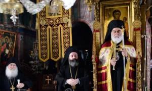 Μιλήτου Απόστολος: Χαιρόμαστε που προεξάρχουμε μετά την αθώωση της Μονής Βατοπεδίου