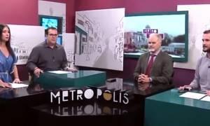 Σεισμός Πάτρα: Τρομακτικό βίντεο την ώρα που χτυπά ο εγκέλαδος (vid)