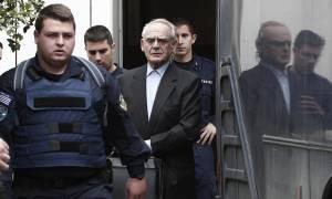 Άκης Τσοχατζόπουλος: Ψάχνει 200.000 ευρώ για να βγει από τη φυλακή