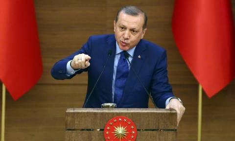 «Παραλήρημα» Ερντογάν: Εμείς ήμασταν που ρίξαμε τους Έλληνες στη θάλασσα