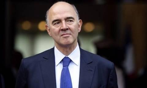 Στην καλή θέληση επενδύει ο Μοσκοβισί για συμφωνία Αθήνας - δανειστών