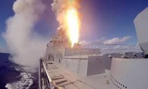 Κοινή ναυτική άσκηση Ρωσίας και Τουρκίας στον Εύξεινο Πόντο