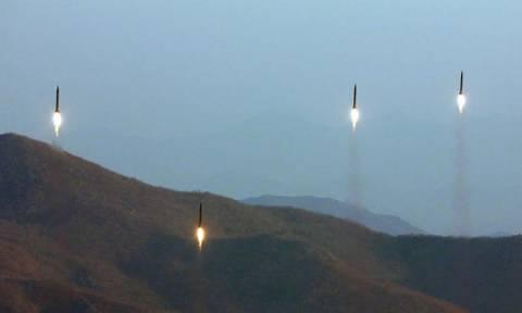 Ραγδαίες εξελίξεις: Η Νότια Κορέα εκτόξευσε βαλλιστικό πύραυλο ως απάντηση στον Κιμ Γιονγκ Ουν
